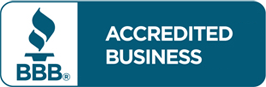 An accredited business of the Better Business Bureau